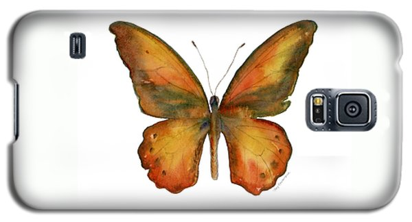 85 Lydius Butterfly Galaxy S5 Case