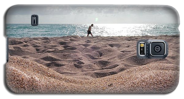 8660 Nude Beach In Plain Sight Fine Art Signed Chris Maher 1 To 3 Ratio Galaxy S5 Case