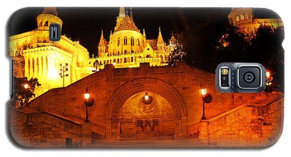Budapest Hungary Fishermans Bastion Galaxy S5 Case