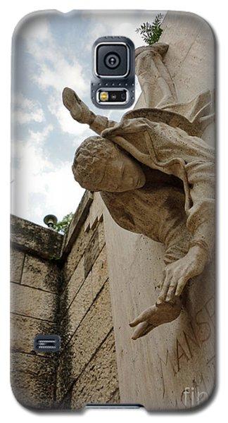 Mansfeld Peter Memorial  Galaxy S5 Case