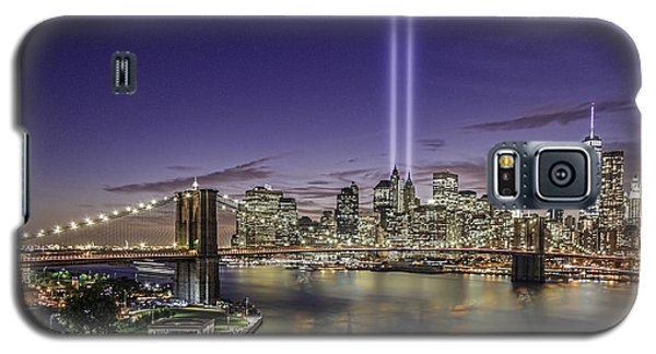 9-11-14 Galaxy S5 Case by Anthony Fields
