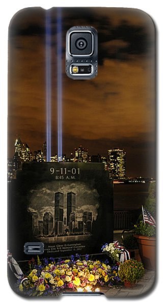 9-11 Monument Galaxy S5 Case