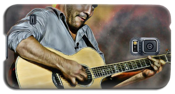 Dave Matthews Band Galaxy S5 Case by Don Olea