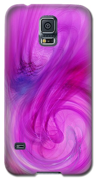 Excellent Abstract Forms Galaxy S5 Case