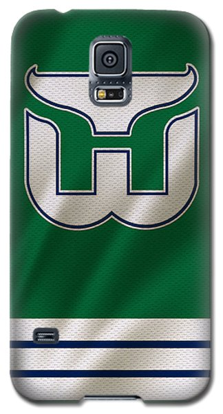 Hartford Whalers Galaxy S5 Case