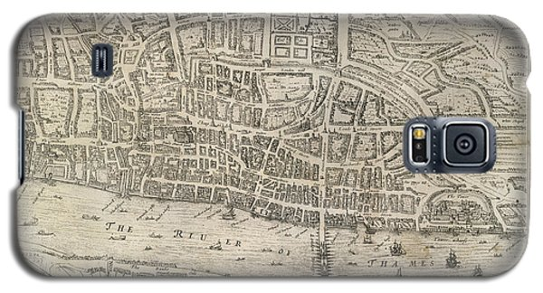 Tower Of London Galaxy S5 Case - London by British Library