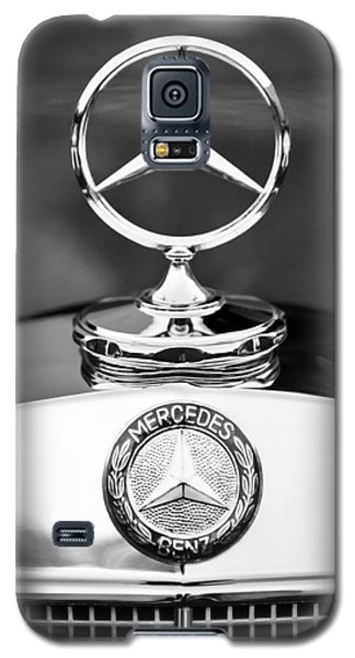 Mercedes-benz Hood Ornament Galaxy S5 Case
