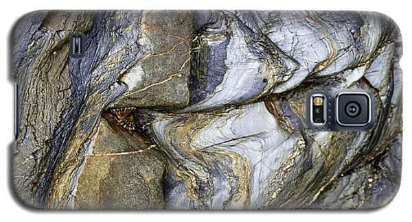 Galaxy S5 Case featuring the photograph Rock Art by Shirley Mitchell