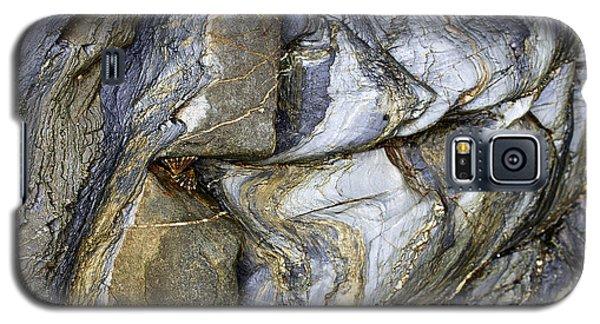 Rock Art Galaxy S5 Case by Shirley Mitchell