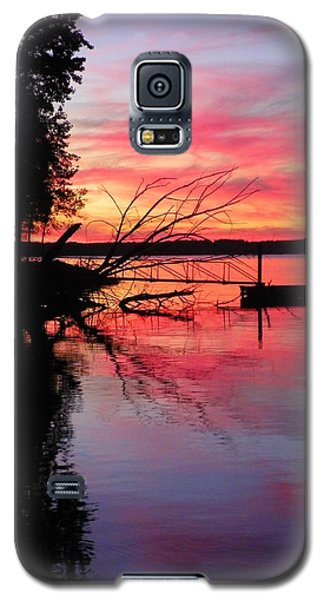 Sunset 9 Galaxy S5 Case