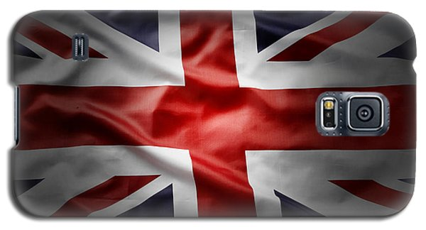 Union Jack  Galaxy S5 Case by Les Cunliffe