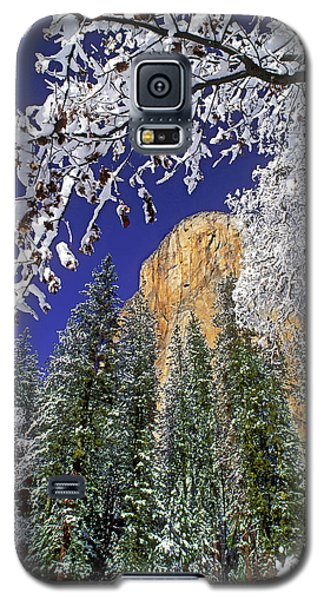 Usa, California, Yosemite National Park Galaxy S5 Case