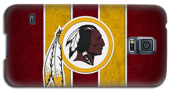 Washington Redskins Galaxy S5 Case by Joe Hamilton