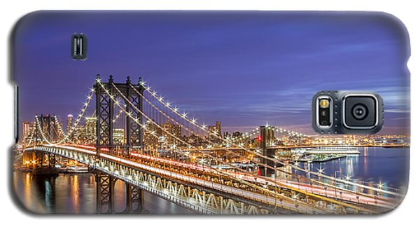 90 Miles An Hour  Galaxy S5 Case by Anthony Fields