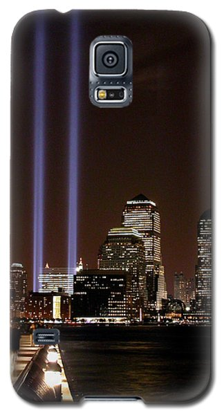 Galaxy S5 Case featuring the photograph 911 Anniversary by Gary Slawsky