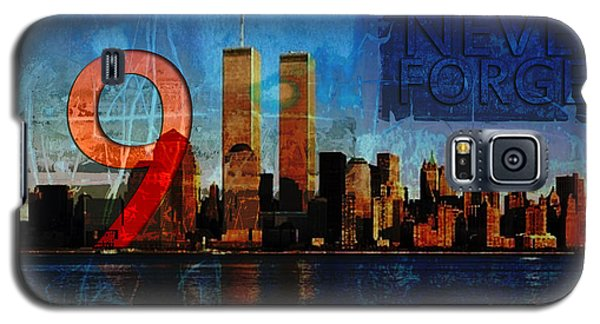 911 Never Forget Galaxy S5 Case