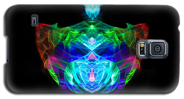 9126 Bright Colorful Spirit Image Galaxy S5 Case