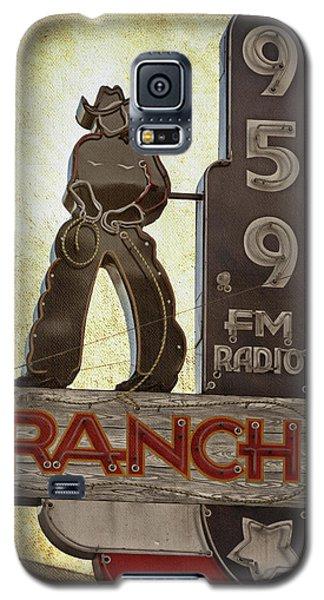 95.9 The Ranch Galaxy S5 Case