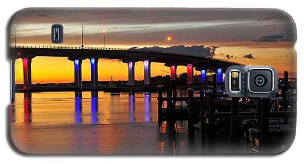 9th Street Bridge Galaxy S5 Case
