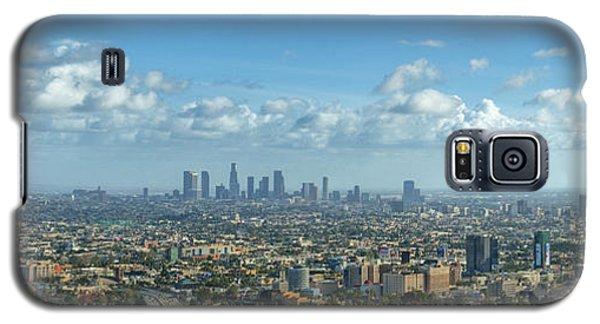 A 10 Day In Los Angeles Galaxy S5 Case by David Zanzinger