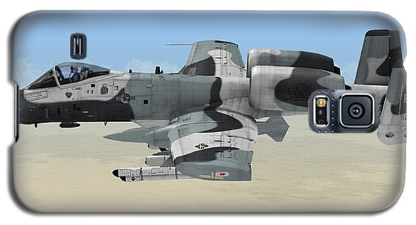 A-10 Thunderbolt II Galaxy S5 Case