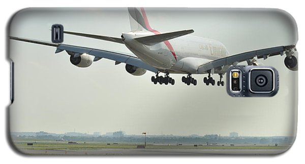 A 3800 Landing Emirates Galaxy S5 Case