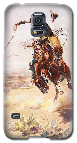 A Bad Hoss Galaxy S5 Case by Pg Reproductions