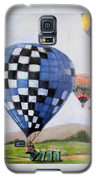 A Balloon Disaster Galaxy S5 Case