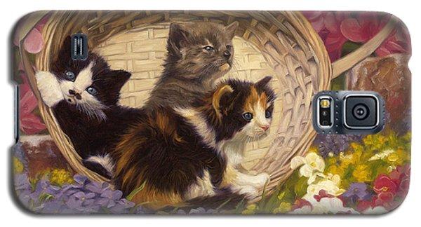 A Basket Of Cuteness Galaxy S5 Case