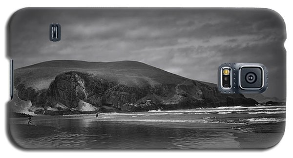 A Beach Just For Us Galaxy S5 Case