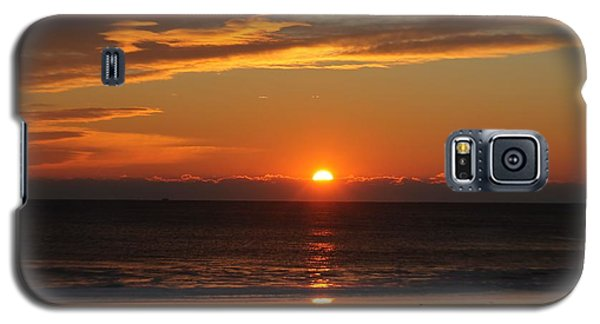 A Beach Life Sunrise Galaxy S5 Case