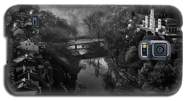 Town Galaxy S5 Case - A Beautiful Morning In Veliko Tarnovo by Andrei Nicolas -