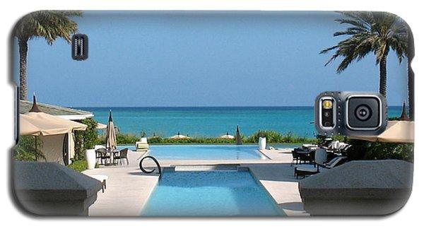 A Beautiful View Galaxy S5 Case by Patti Whitten