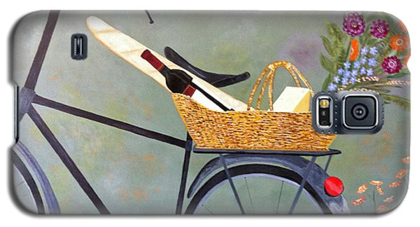 A Bicycle Break Galaxy S5 Case