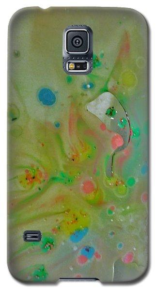 A Bird In Flight Galaxy S5 Case by Robin Coaker