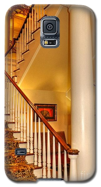 Galaxy S5 Case featuring the photograph A Bit Of Southern Style by Kathy Baccari
