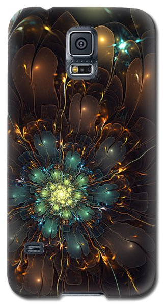 Galaxy S5 Case featuring the digital art A Bloom For May by Kim Redd