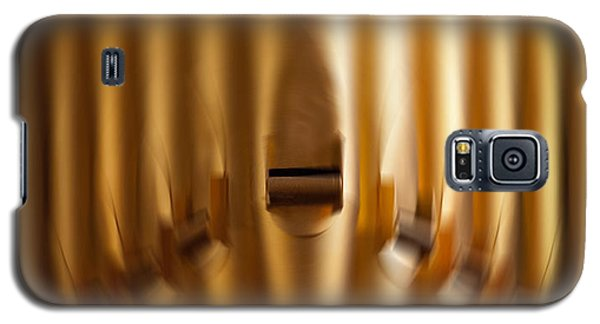 A Blur Of Pipes Galaxy S5 Case