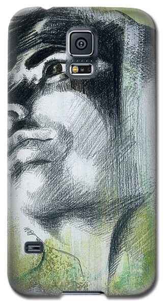 A Boy Named Persistence Galaxy S5 Case