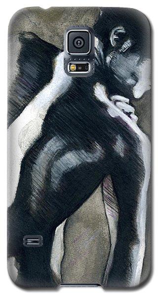 A Boy Named Shadow Galaxy S5 Case