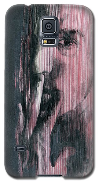 A Boy Named Silence Galaxy S5 Case