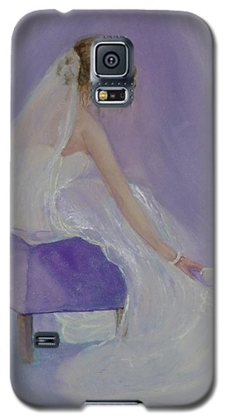A Brides Soft Touch Galaxy S5 Case