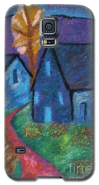 A Bright Night Galaxy S5 Case