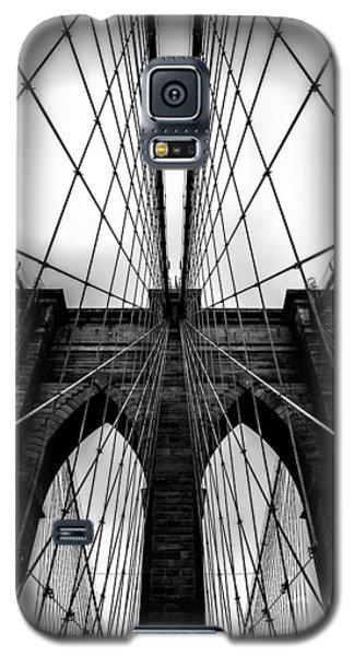 A Brooklyn Perspective Galaxy S5 Case by Az Jackson