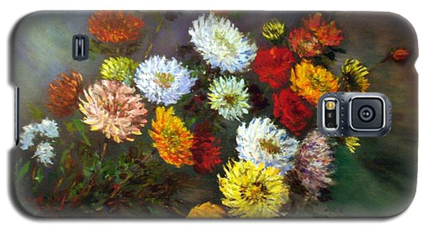 A Bunch Of Flowers Galaxy S5 Case by Laila Awad Jamaleldin