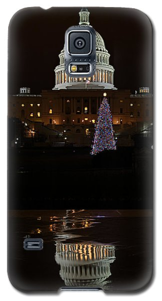 A Capitol Reflection Galaxy S5 Case
