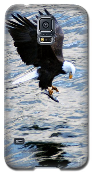 A Catch Of Life Galaxy S5 Case by Cindy Murphy - NightVisions