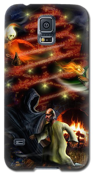 A Christmas Carol Galaxy S5 Case