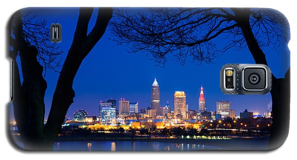A Cleveland Romance Galaxy S5 Case