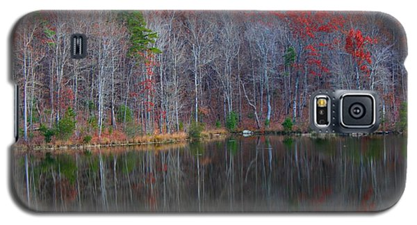 A Cold Day In November Galaxy S5 Case by Geri Glavis